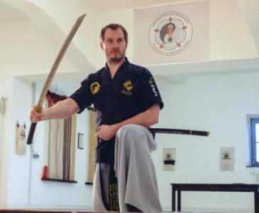 Schwertkampf in Rosenheim